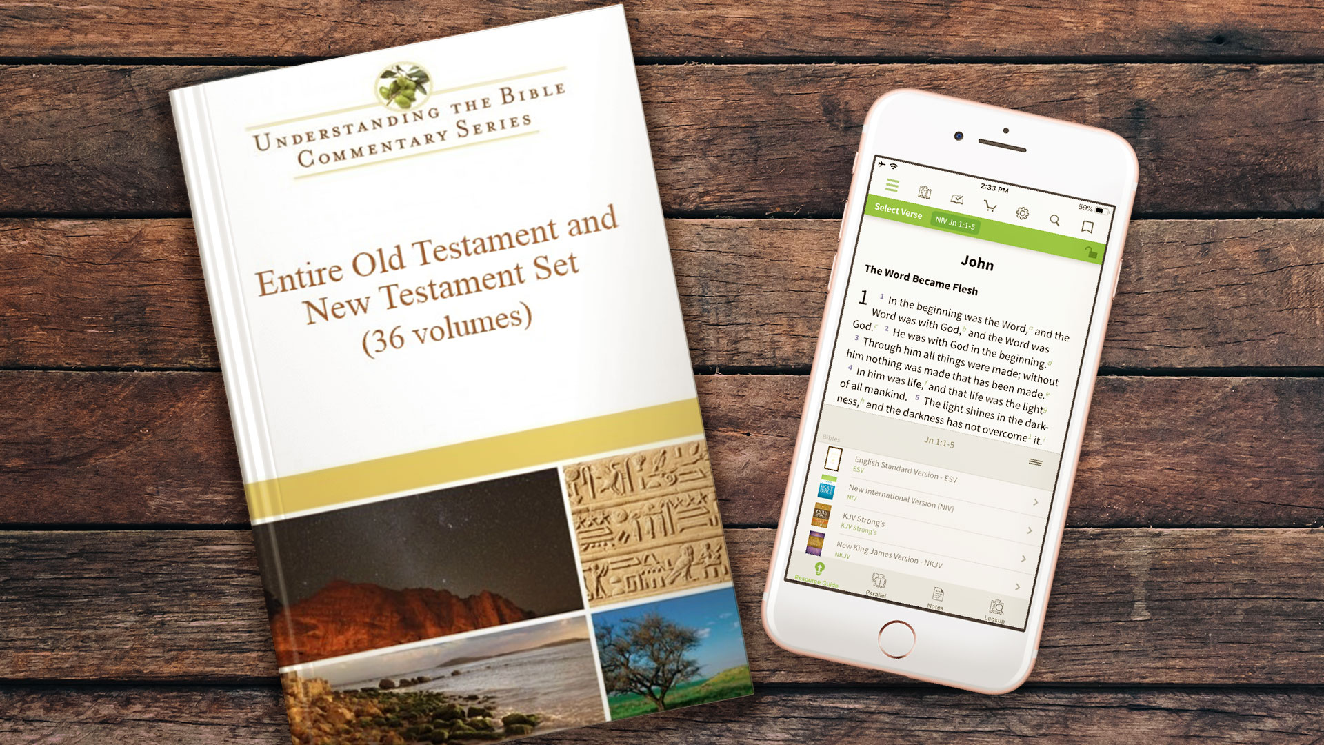 Understanding the Bible Commentary