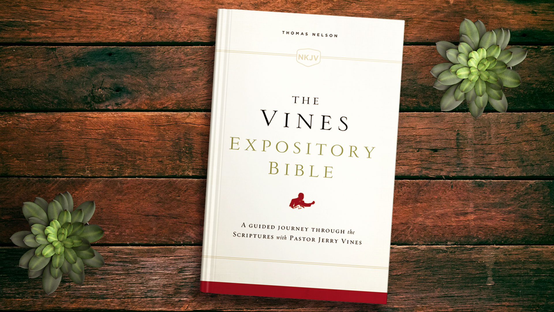 NKJV Vines Expository Bible