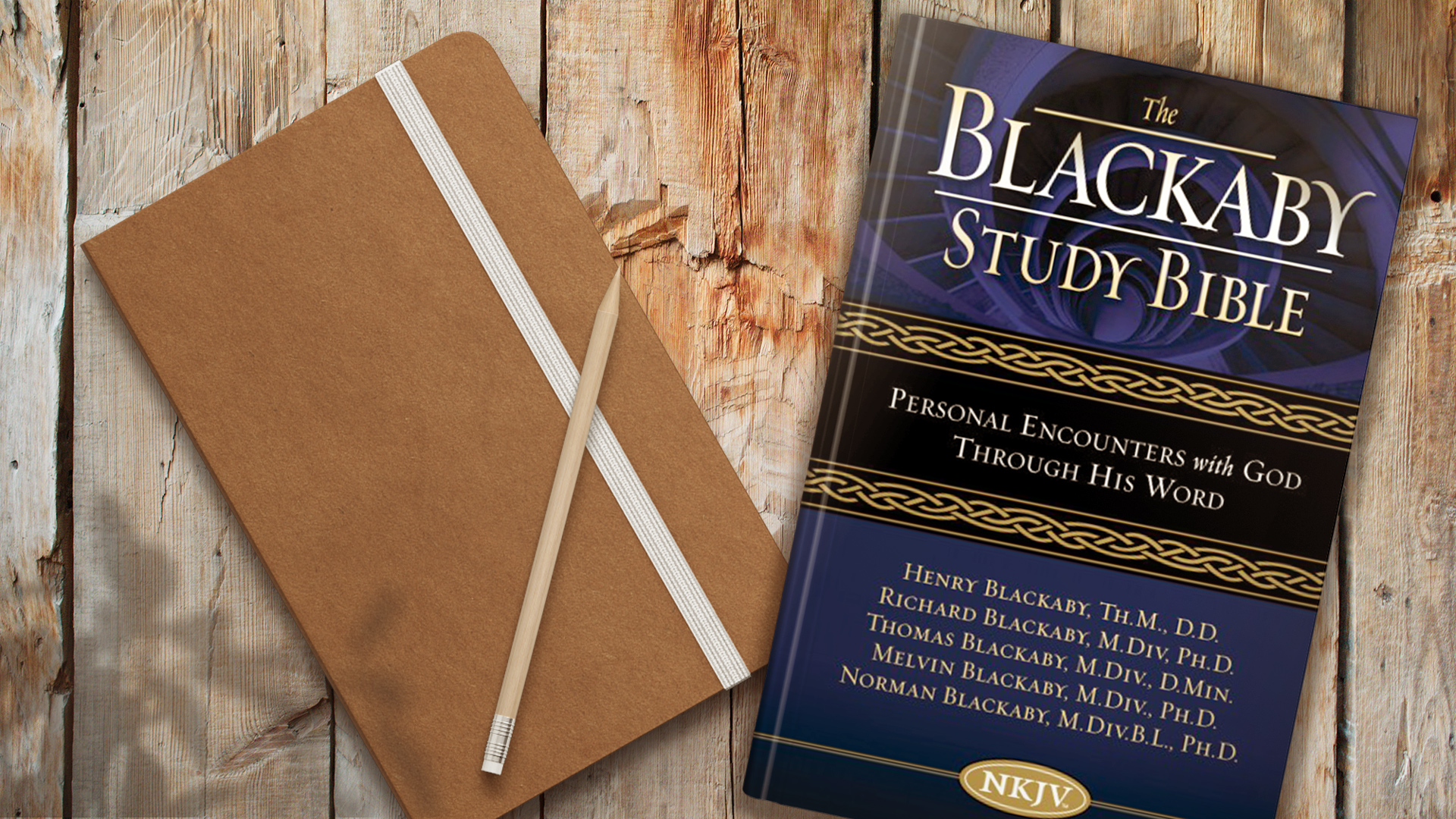 Blackaby Study Bible Olive Tree Bible App