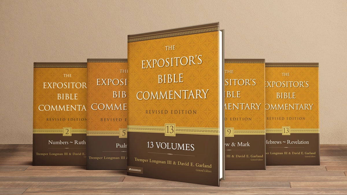 Expositor's Bible Commentary Revised Edition