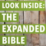 Expanded Bible Look Inside