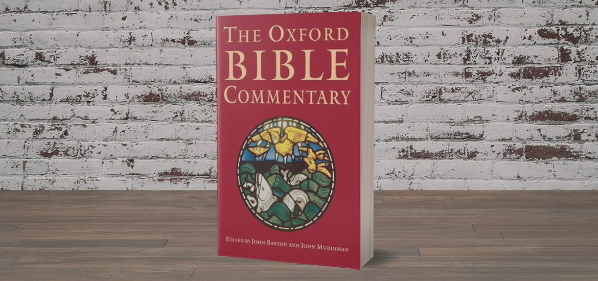 the Oxford bible commentary app