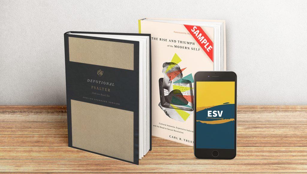 ESV Study Pack rotating titles