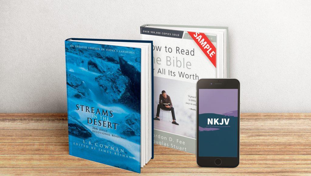 NKJV Study Pack rotating titles