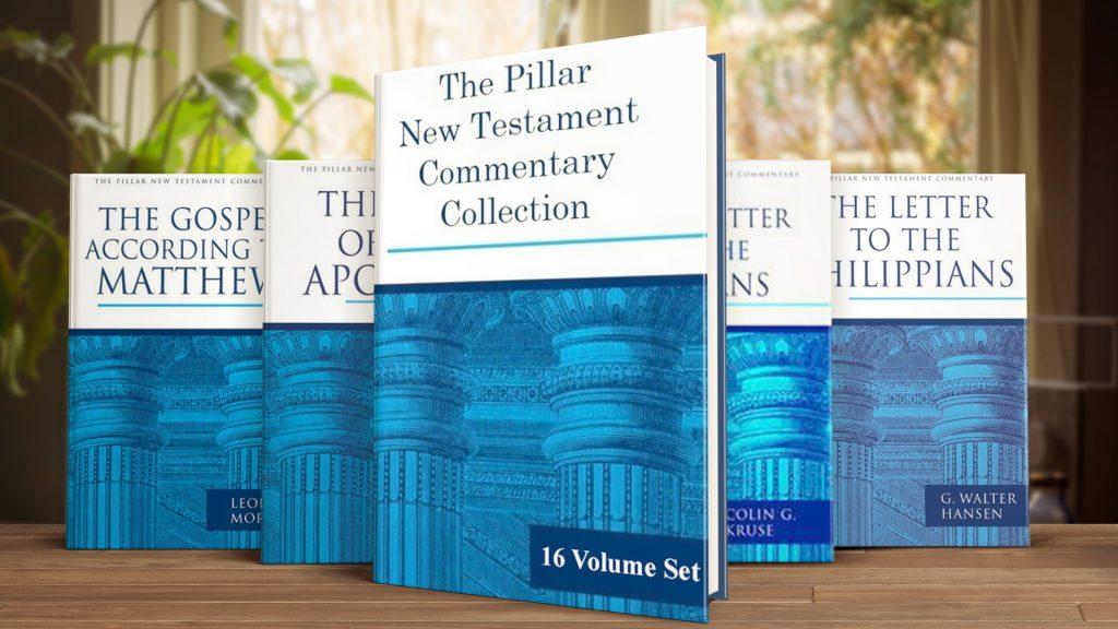 Pillar New Testament Commentary consolation genre