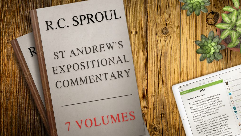 St Andrew's expositional commentary Romans 8