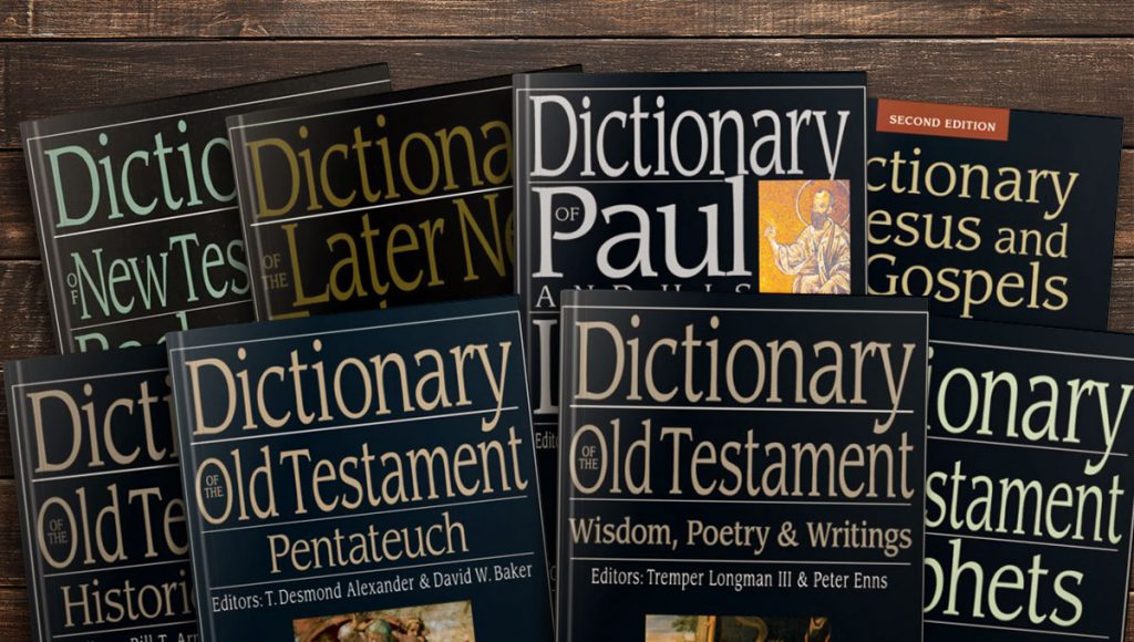 IVP Dictionary Series