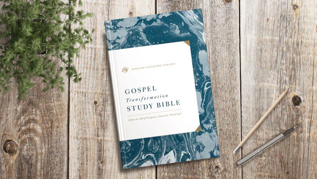 ESV Gospel Transformation Study Bible sing
