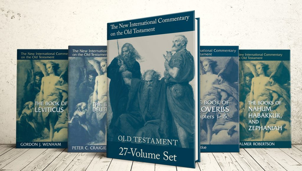 New International Commentary OT essence of covenant theology