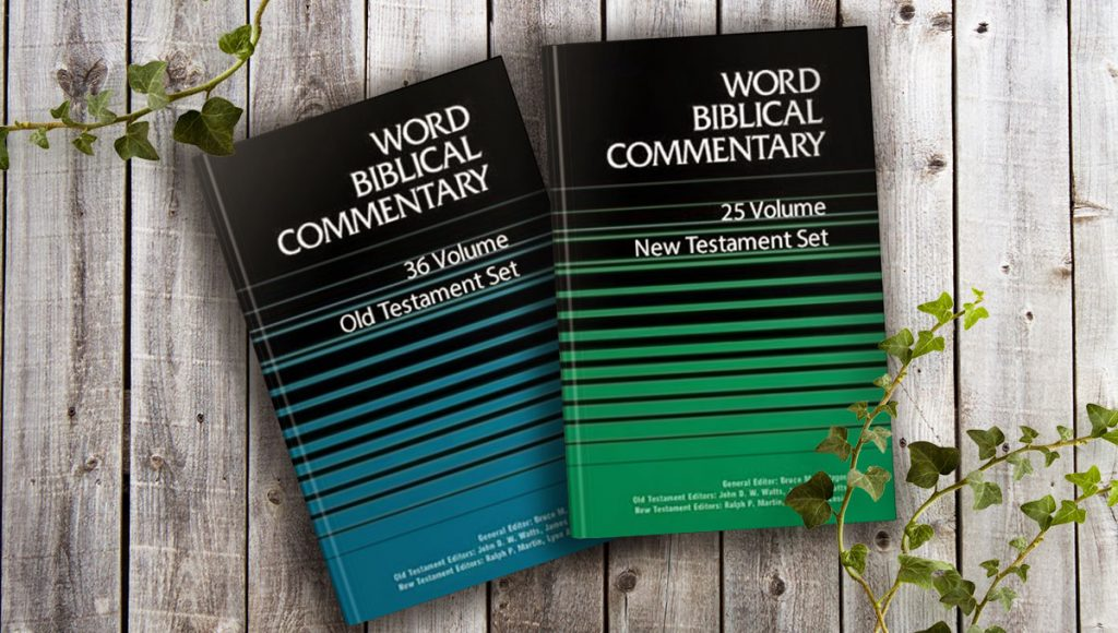 Word Biblical Commentary prophecies about Timothy