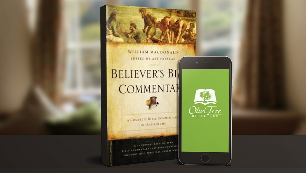Believer's Bible Commentary poetry in the Bible