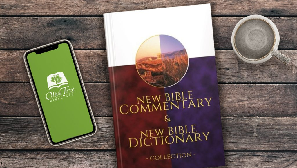 New Bible Commentary & New Bible Dictionary Collection