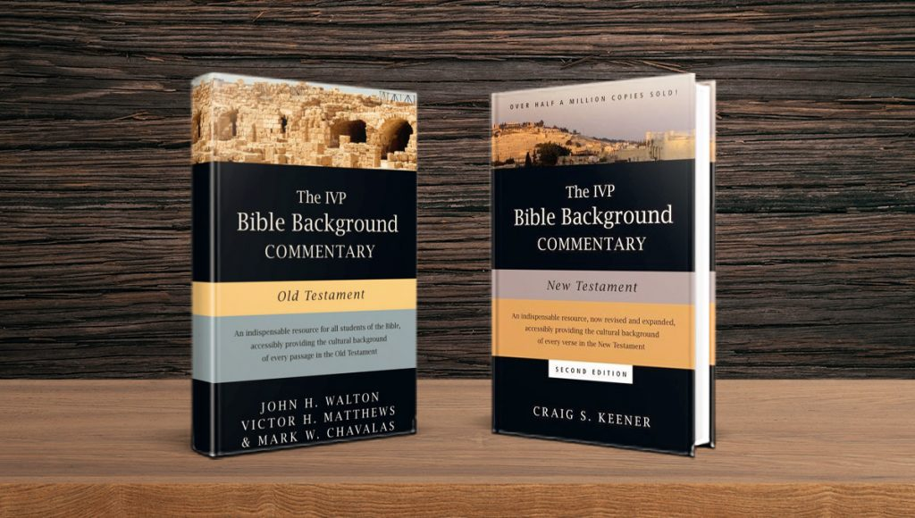 IVP Bible Background Commentary Sons of Sceva