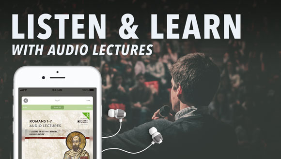 Listen & Learn with Audio Lectures