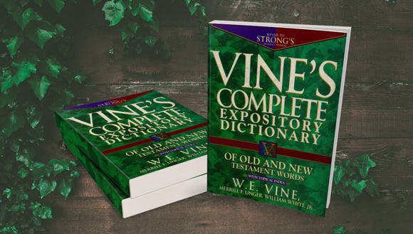 Final Hours! Vine's Complete <br>Expository Dictionary