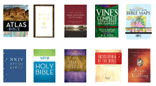 Select from over 1000 (100+ free) resources from Olive Tree Bible Software for BibleReader