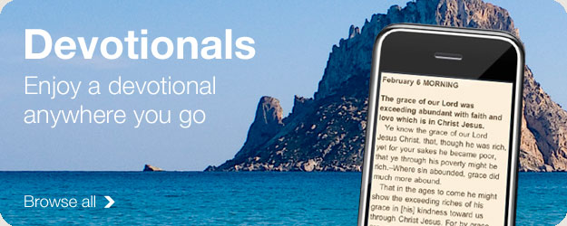 Daily Devotional Resources for iPhone, Blackberry, Android and more
