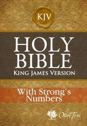 King James Version with Stron…