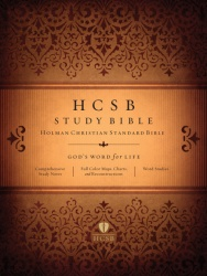 Holman Christian Standard Bible (HCSB) Study Bible Notes