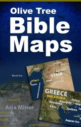 Olive Tree Bible Maps