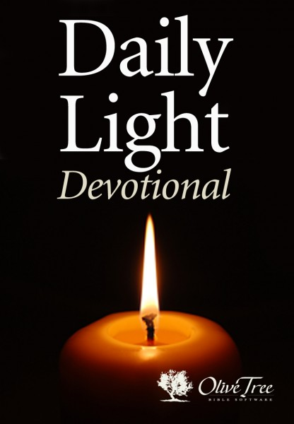 Daily Light on the Daily Path for the Olive Tree Bible App