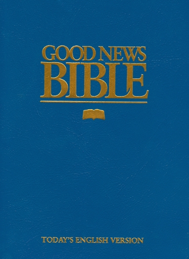 Good News Translation with Deuterocanonicals/Apocrypha