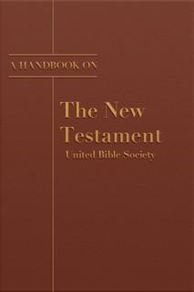 UBS Handbooks for New Testament (20 Vols.)