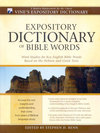 Expository Dictionary of Bible Words (Stephen Renn)