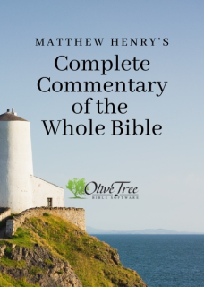 Matthew Henry's Complete Commentary on the Whole Bible (6 Vols.)