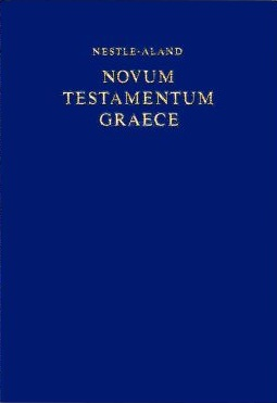 Greek New Testament (NA27)