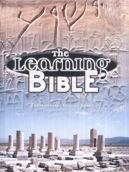 CEV Learning Bible for the Olive Tree Bible App on iPad, iPhone