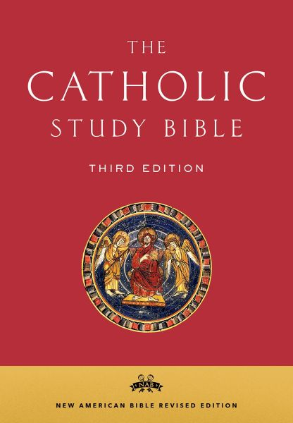 The Catholic Study Bible Notes, 3rd edition
