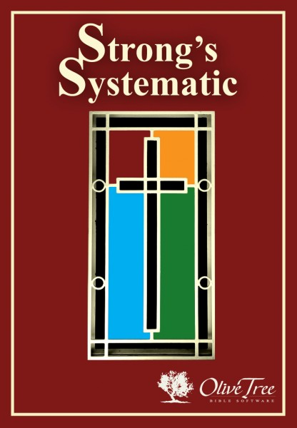 Strong's Systematic Theology