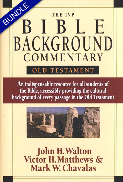 IVP Bible Background Commentary (2 Vols.)