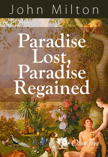 Paradise Lost, Paradise Regained