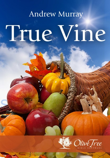 True Vine, The: Meditations for a Month on John 15:1-16