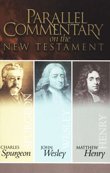 Parallel Commentary on the New Testament