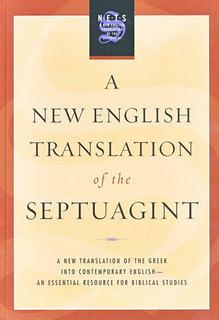 A New English Translation of the Septuagint - NETS