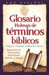 Glosario Holman de términos biblicos (Holman Treasury of …