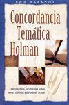 Concordancia Tematica Holman (Holman Concise Topical Concordance)