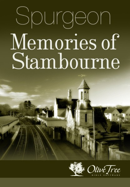 Memories of Stambourne