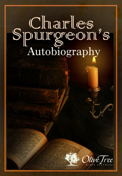 Charles Spurgeon's Autobiography - 4 Volumes