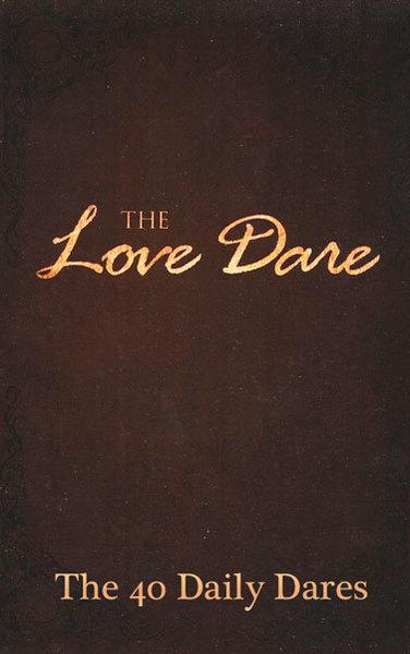 Love Dare: The 40 Daily Dares