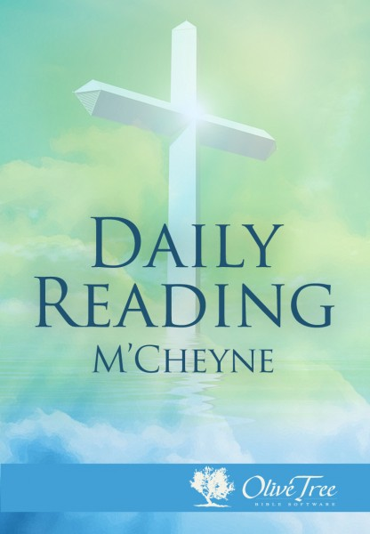 Daily Reading - M'Cheyne's