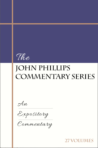 John Phillips Commentary Series (27 Vols.)