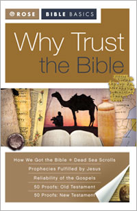 Why Trust the Bible