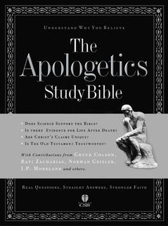 HCSB Apologetics Study Bible