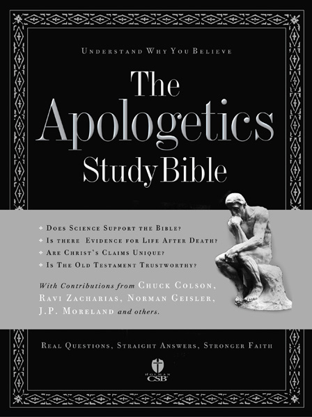 Apologetics Study Bible