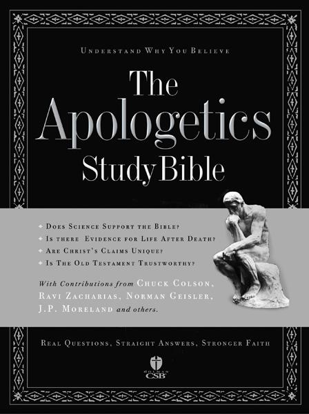 Apologetics Study Bible