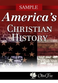 America's Christian History - Sample